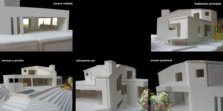 Casa en Somió Gijón Estudio Bher_BR